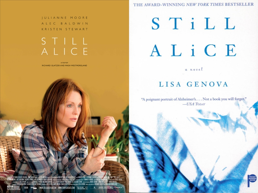 Still Alice: Novel Pengingat Diri